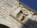 Architecture in Dubrovnik, Dalmatia, Croatia Photographic Print by Joern Simensen