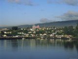 Castro, Chiloe Island, Chile, South America Photographic Print by R Mcleod