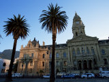 City Hall Building, Cape Town, South Africa, Africa Photographic Print by Yadid Levy
