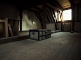 The Attic of Anne Frank House, Amsterdam, Holland Photographie par Christina Gascoigne