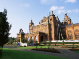 Kelvingrove Art Gallery and Museum, Glasgow, Scotland, United Kingdom Photographic Print by Yadid Levy