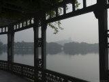 West Lake, Hangzhou, Zhejiang Province, China Photographic Print by Jochen Schlenker