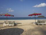 Kata Beach, Phuket, Thailand, Southeast Asia Photographic Print by Joern Simensen
