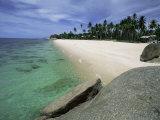Lamai Beach, Koh Samui, Thailand, Southeast Asia Photographic Print by Robert Francis