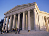 Jefferson Memorial, Washington D.C., USA Photographic Print by R Mcleod
