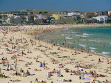 Bondi Beach, Nsw, Australia Photographic Print by Robert Francis