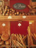 Boulangerie, Ile Rousse, Corsica, France Photographic Print by Yadid Levy