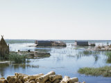 Aiado, Marshes, Iraq, Middle East Photographic Print by Robert Harding