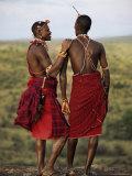 Samburu Tribe, Kenya, East Africa, Africa Photographic Print by Storm Stanley