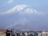 Mount Ararat, Erevan, Armenia, Caucasus, Central Asia Photographic Print by Sybil Sassoon