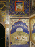 Interior Detail of Nathmal Ki Havelis, Jaisalmer, Rajasthan State, India Photographic Print by Marco Simoni