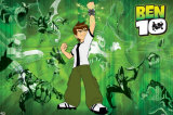Ben 10 Julisteet