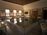 Pool in Typical Ottoman House, to Cool the House in Summer, Safranbolu, Turkey, Eurasia Photographic Print by Marco Simoni