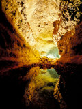 Cueva De Los Verdes, Cesar Manrique's Work of Art, Lanzarote, Canary Islands, Spain Photographic Print by Marco Simoni