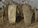 Shifta Tomb, Sidamo, Ethiopia, Africa Photographic Print by Sybil Sassoon
