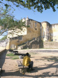 Fort Jesus, Built Between 1593 and 1596 by the Portuguese, Mombasa, Kenya, East Africa, Africa Photographic Print by Storm Stanley