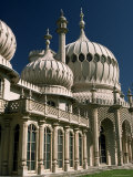 Royal Pavilion, Built by the Prince Regent, Later King George Iv, Brighton, Sussex, England Photographic Print by Ian Griffiths