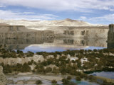 Band-I-Amir Lakes, Afghanistan Photographic Print by Sybil Sassoon