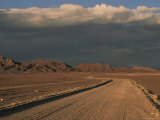 Pampa, Llalqui, Atacama, Chile, South America Photographic Print by R Mcleod