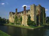 Hever Castle (1270-1470), Childhood Home of Anne Boleyn, Edenbridge, Kent, England, UK Photographic Print by Ian Griffiths