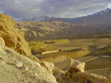 The Bamiyan Valley and the Koh-I-Baba Range of Mountains, Afghanistan Photographic Print by Sybil Sassoon
