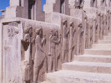Stairway, Persepolis, Unesco World Heritage Site, Iran, Middle East Photographic Print by Robert Harding
