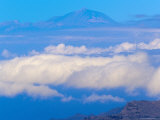 Mount Teide Taken from Gran Canaria, Near Ayacata, Gran Canaria, Canary Islands, Spain Photographic Print by Marco Simoni