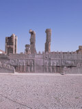 Persepolis, Unesco World Heritage Site, Iran, Middle East Photographic Print by Robert Harding