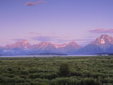 Grand Teton National Park, Wyoming, USA Photographic Print by R Mcleod