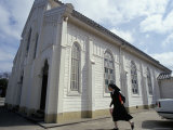 Mizuno Ura Church, Fukue Island, Japan Photographic Print by R Mcleod