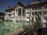 Bagh-E-Eram, Qajar Palace, Shiraz, Iran, Middle East Photographic Print by Robert Harding