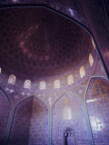 Sheikh Lutfullah (Sheikh Lotfollah) Mosque, Isfahan (Esfahan), Iran, Middle East Photographic Print by Robert Harding
