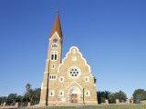 Christuskirche, Dating from 1910, Windhoek, Namibia, Africa Photographic Print by Storm Stanley