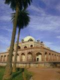 Humayun's Tomb, Delhi, India Photographic Print by Robert Harding