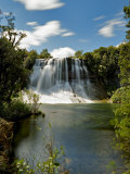 Papakorito Falls at Aniwaniwa, Lake Waikaremoana, North Island, New Zealand Photographic Print by Don Smith