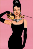 Audrey Hepburn Poster