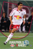 New York Red Bulls- Juan Pablo Angel Posters