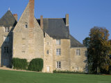 Balzac Museum, 16th Century Manor, Sache, Centre, France Photographic Print by Sheila Terry