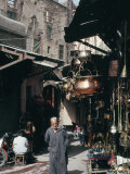 The Copper Souk, Marrakesh (Marrakech), Morocco, North Africa, Africa Photographic Print by Tony Waltham