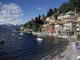 Varenna, Lake Como, Lombardy, Italian Lakes, Italy Photographic Print by Sheila Terry
