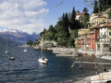 Varenna, Lake Como, Lombardy, Italian Lakes, Italy Photographic Print by Sheila Terry