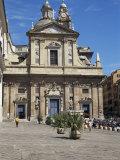 Piazza Matteotti, Genoa (Genova), Liguria, Italy Photographic Print by Sheila Terry