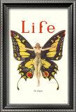 Life Magazine Poster