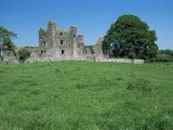 Bective Abbey, Cistercian, Dating from the 12th Century, Trim, County Meath, Leinster, Ireland Photographic Print by Nedra Westwater