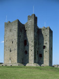 Trim Castle, Dating from the 12th Century, and Location for Film Braveheart, Leinster Photographic Print by Nedra Westwater