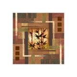 Bamboo View II Collectable Print by  Cruz