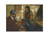 Mr. Piano Man Collectable Print