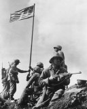 Iwo Jima, 1945 Photo
