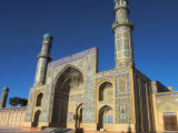 The Friday Mosque or Masjet-Ejam, Herat, Afghanistan Photographic Print by Jane Sweeney