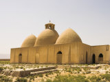 Mosque at the Ruins of Takht-I-Pul, Balkh, Afghanistan Photographic Print by Jane Sweeney